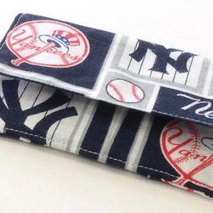 NY Yankees ID wallet